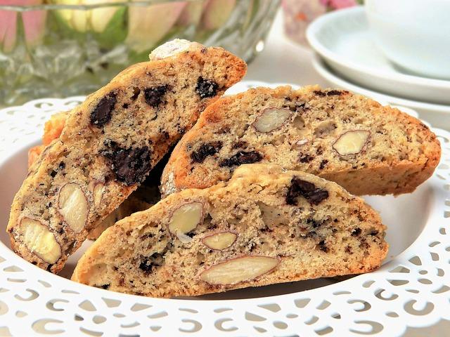 biscotti, cantuccini