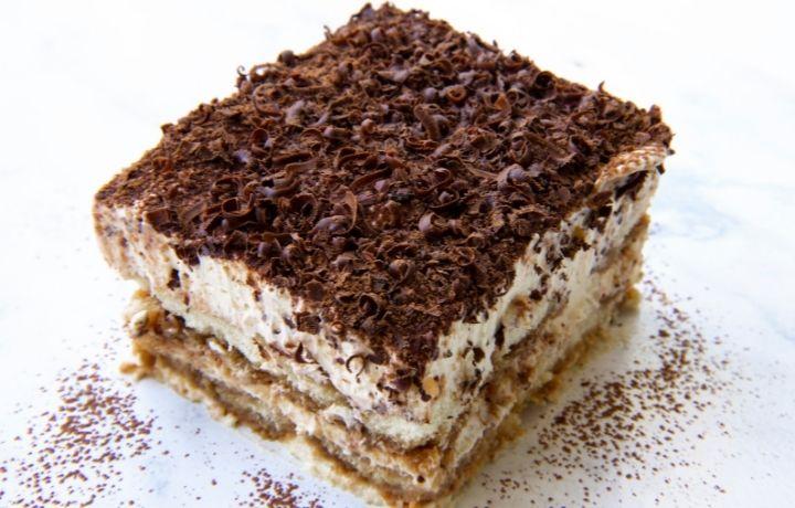 csokis tiramisu Jamie Olivertől